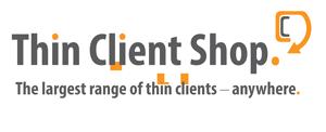 Thin Client Shop Logo